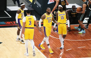 Lakers and Warriors suffer losses to Clippers and Hawks