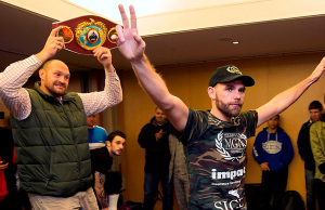 """Fury: """"Saunders Knows What He Has to Do"""""""