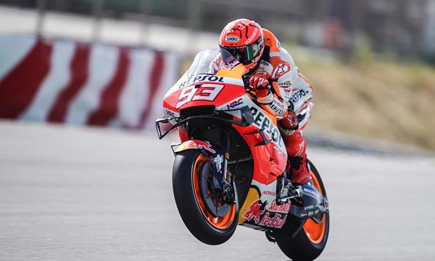 Marc Marquez Speaks Out about His MotoGP Return at Portugese Grand Prix