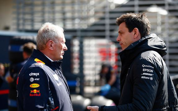 Marko thinks Wolff shall look into its front wing