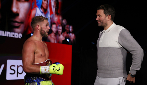 Matchroom Boxing Boss Insists Billy Joe Saunders Will Fight Again