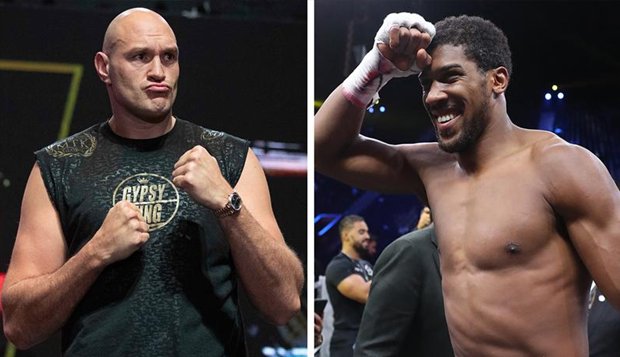 Tyson Fury Gives an Update the Venue for His Fight Against Anthony Joshua