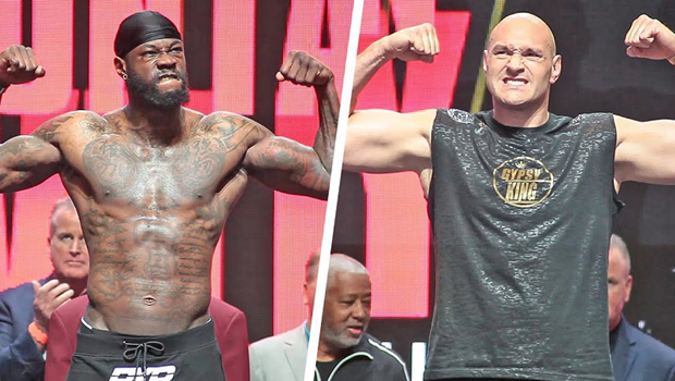 US Judge Orders Tyson Fury to Face Deontay Wilder for a Trilogy Fight