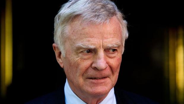 Former FIA President Max Moesley Dies at 81