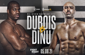 Daniel Dubois Backs to Business for WBA Interim Heavyweight Title