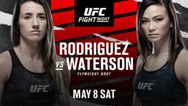 Marina Rodriguez Faces Michelle Waterson in UFC Vegas 26 Main Event