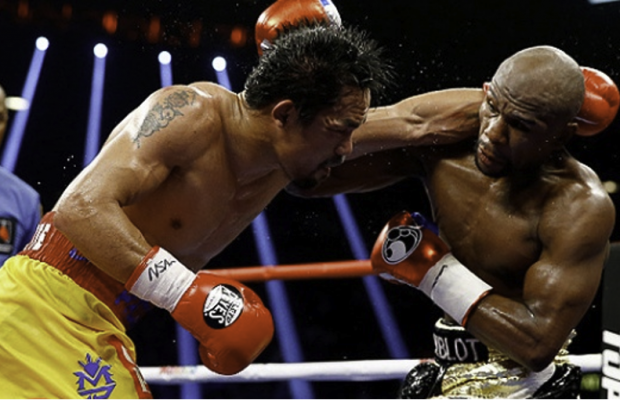 Floyd Mayweather Believes Manny Pacquiao Still Dangerous Boxer