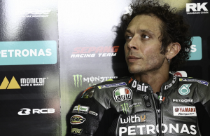 Valentino Rossi Refuses to Talk About His Future at the 2022 MotoGP