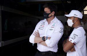 Wolff wants Mercedes respect back
