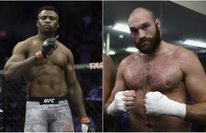 Tyson Fury Is Keen to Face Francis Ngannou at UFC Fight