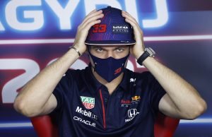 Verstappen shunned ridiculous questions over Silverstone crash
