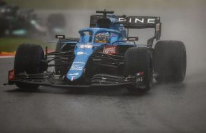 Alonso shocked after Belgian GP points