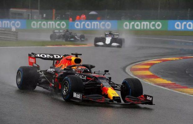 Verstappen on Belgian GP farce