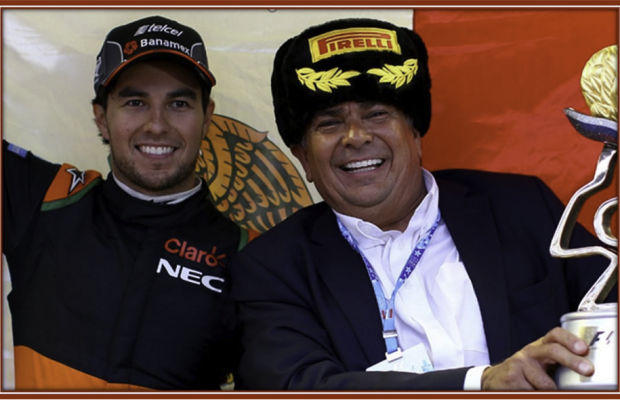 F1: Sergio Perez Father Thinks Cancun Circuit Good for 2024