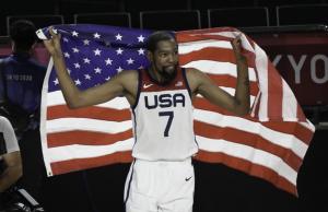 Team USA Win Gold vs France in Tokyo Olympics