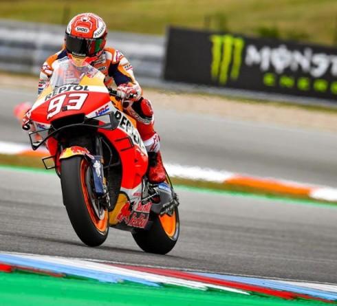 Marquez Tetap Berambisi Meraih Kemenangan Di MotoGP Jepang