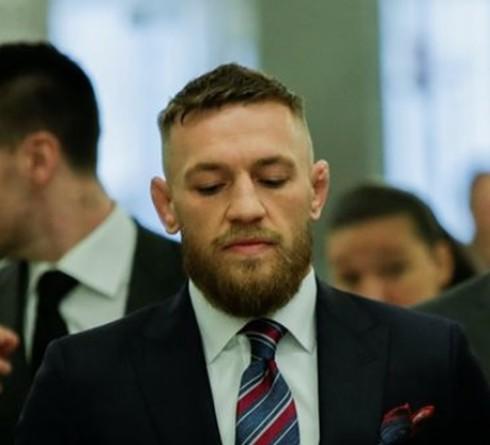 Sidang Kasus Kekerasan McGregor Ditunda Hingga Awal November