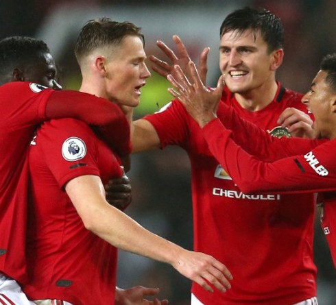 Empat Pemain MU Siap Gantikan Pogba Saat Menjamu Liverpool