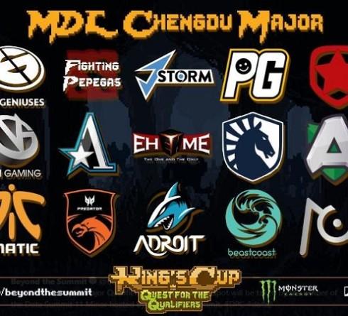 Dota 2 Berikut ini ada 15 Peserta MDL Chengdu Major