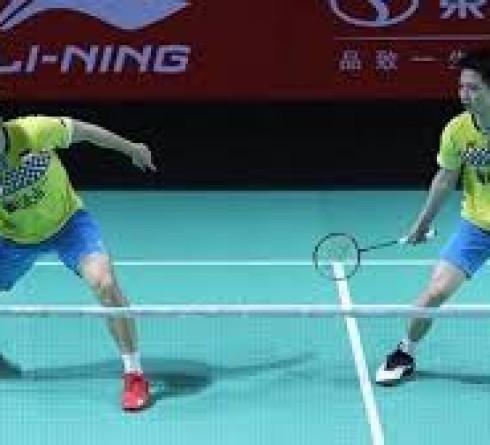 Ahsan/Hendra Gagal Mengikuti Minions ke Semifinal Fuzhou China Open 2019