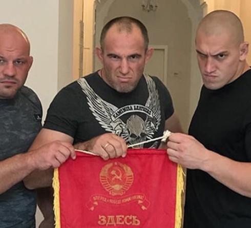 Dua Petarung Bebas Rusia Ditahan Akibat Kasus Penculikan