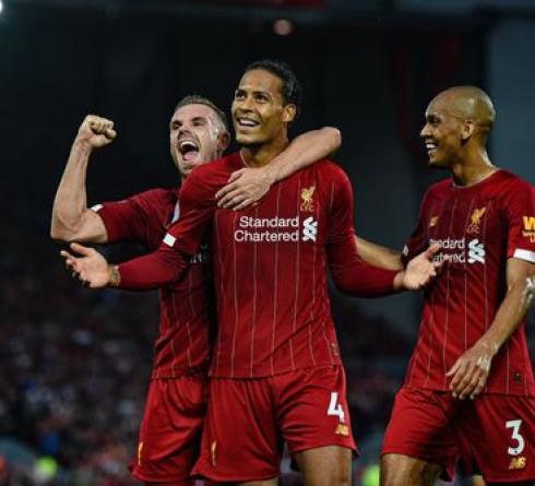 Jelang Paruh Musim, Liverpool Kian Dekat Dengan Juara Premier League
