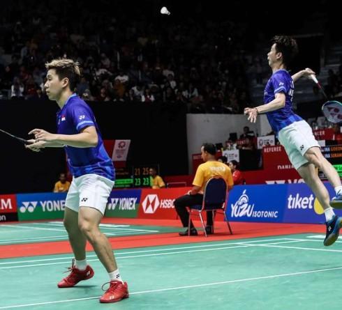 Indonesia Sudah Memastikan Satu Gelar Juara di Indonesia Masters 2020
