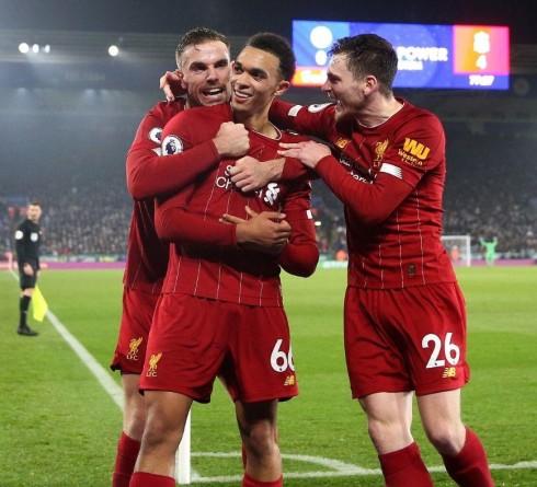 Belum Terkalahkan, Liverpool Makin Dekat Dengan Juara