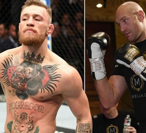 Tyson Fury Bakal Bertarung di UFC?