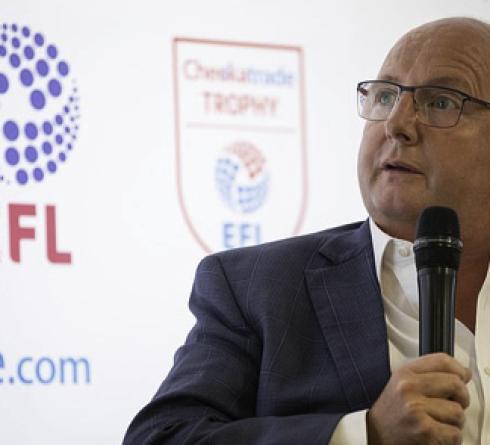 Pemilik Klub Accrington Stanley Andy Holt Kritik Jurgen Klopp