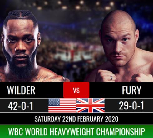 Ulasan dan Prediksi Tinju Dunia Kelas Berat: Deontay Wilder Vs Tyson Fury