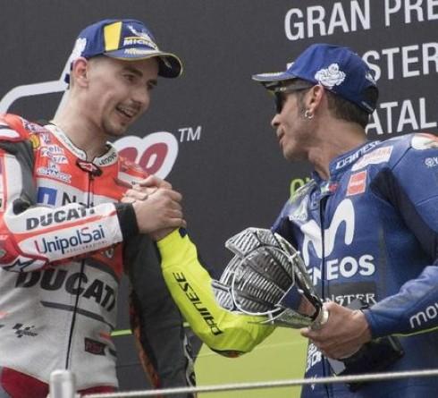 Valentino Rossi dan Jorge Lorenzo Bakal Menghadirkan Sukses