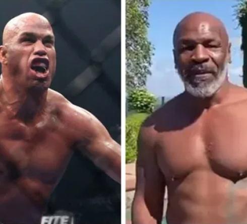 Tito Ortiz Berminat untuk Melawan Mike Tyson