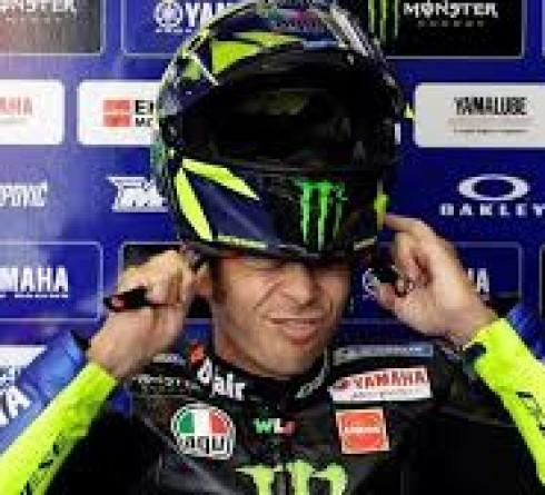 MotoGP 2020 Vakum, Rossi Santai di Rumah