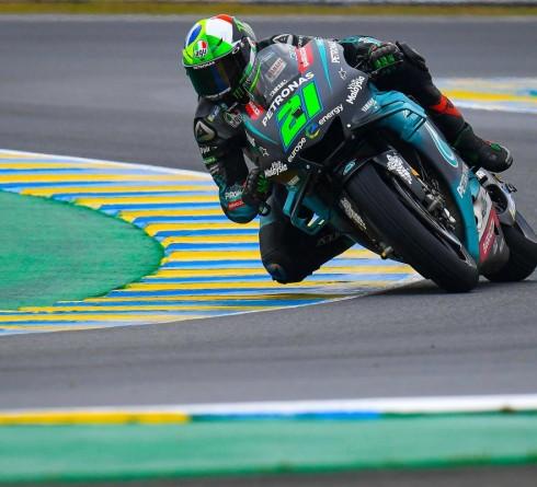 MotoGP Olahraga Berbahaya di Benak Morbidelli