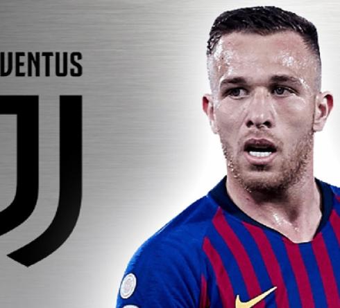 Resmi, Arthur Melo Diboyong ke Juventus
