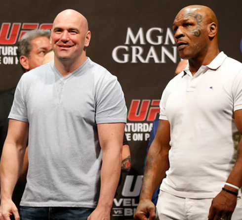 Bos UFC Dukung Tyson dan Bungkam Soal Pertarungan Pacquiao dengan McGregor