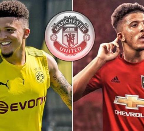 Manchester United Tidak Ingin Buru-buru Mendatangkan Sancho dari Borussia Dortmund