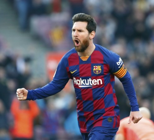 Messi Tetap Tampil Baik Meski Kehilangan Suarez