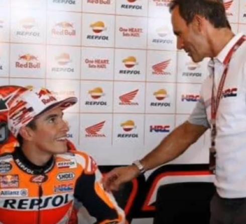 Honda Akui Pemulihan Lengan Marc Marquez Lebih Lambat Dibanding yang Diharapkan