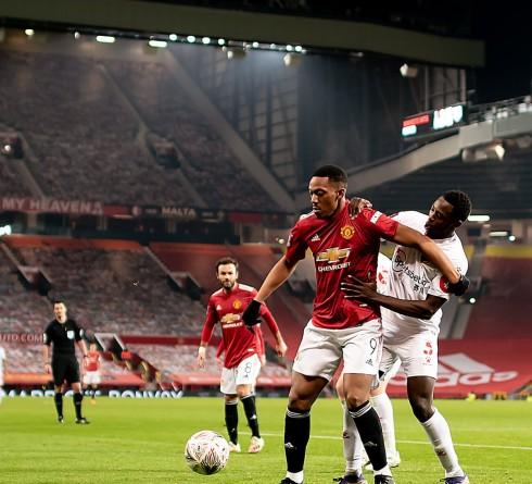 Tiga Kunci Sukses Manchester United Bertengger di Puncak Klasemen