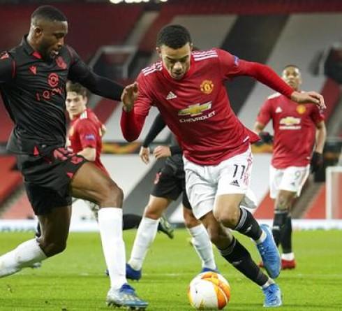 Liga Europa 16 Besar: MU vs Milan