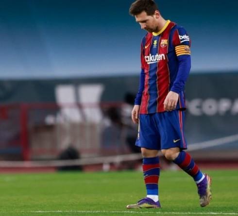 Generasi Baru Setelah Lionel Messi