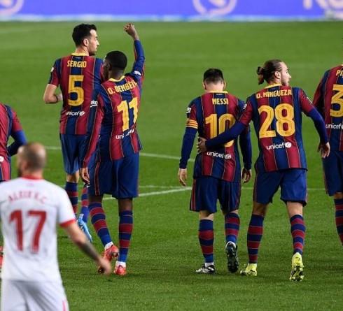 """Aset Barcelona Yang Rawan """"Dibajak"""""""