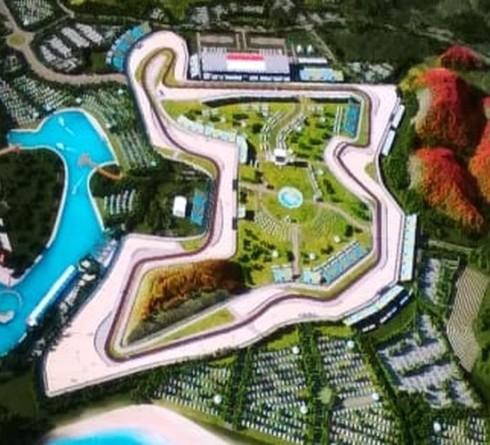 Target MotoGP Indonesia Jadi Seri Pembuka di 2022