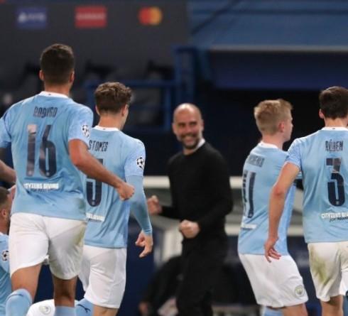 Manchester City di Puncak Jalur Juara