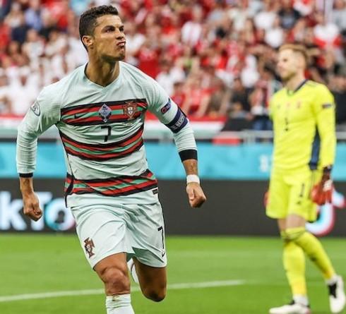 Ronaldo Makin Matang