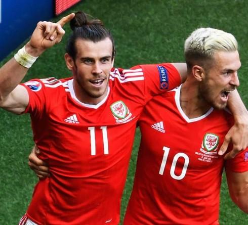Gareth Bale & Aaron Ramsey, Jantung Mesin Wales