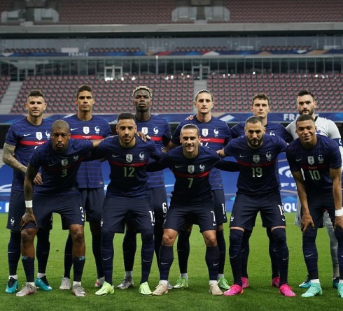 Prancis Bertabur Pemain Bintang, Ini Alasannya!