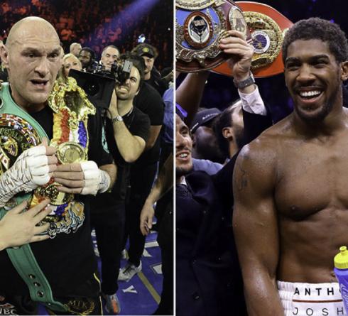 Promotor Tinju Ini Yakin Pertarungan Fury vs Joshua Terjadi di Tahun 2022